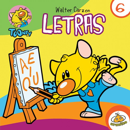 Letras (Toonfy 6)
