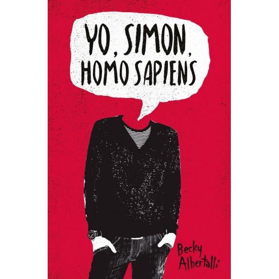 Yo, Simón, homo sapiens (Bolsillo)
