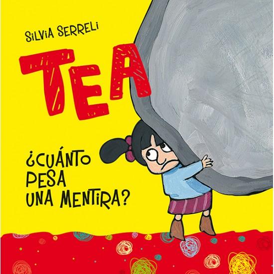 Tea. ¿Cuánto pesa una mentira?