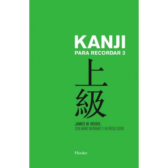 Kanji para recordar III