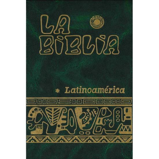 La Biblia católica. Latinoamerica (tapa dura)