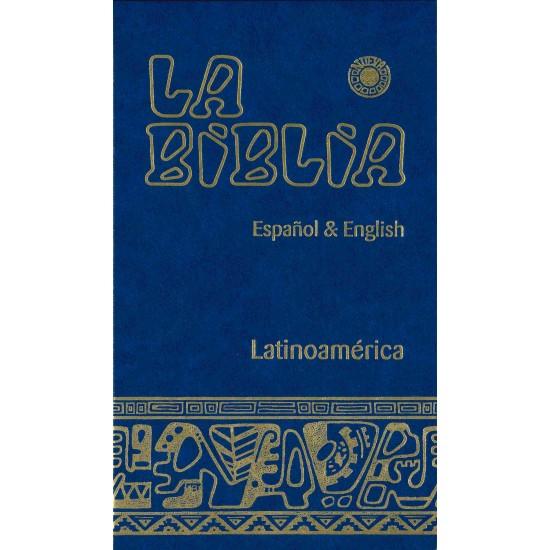 La Biblia católica. Latinoamérica (Bilingüe tapa dura)