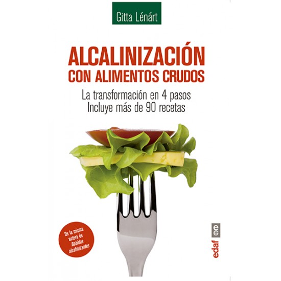 Alcalinización con alimentos crudos