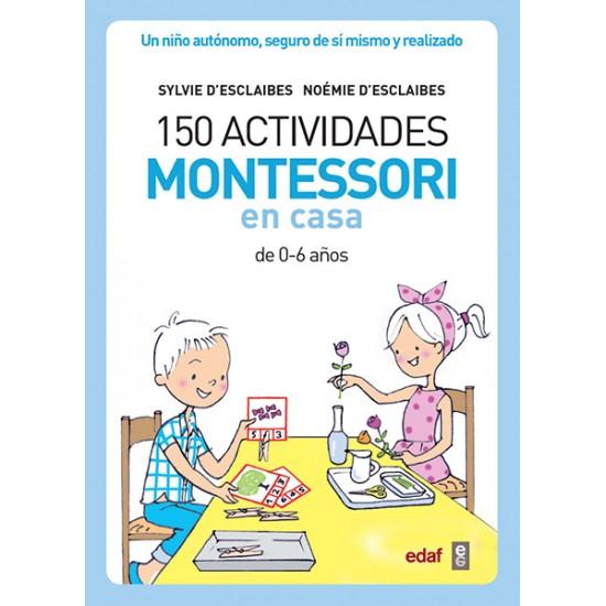 151 actividades Montessori en casa