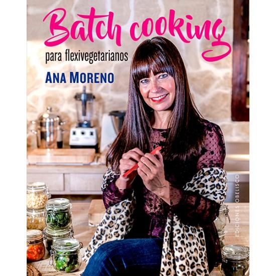 Batch cooking para flexivegetarianos