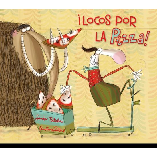 ¡Locos por la pizza!