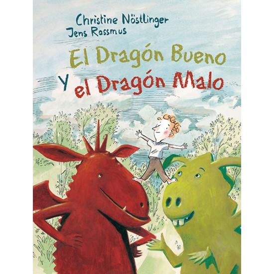 El dragón bueno y el dragón malo