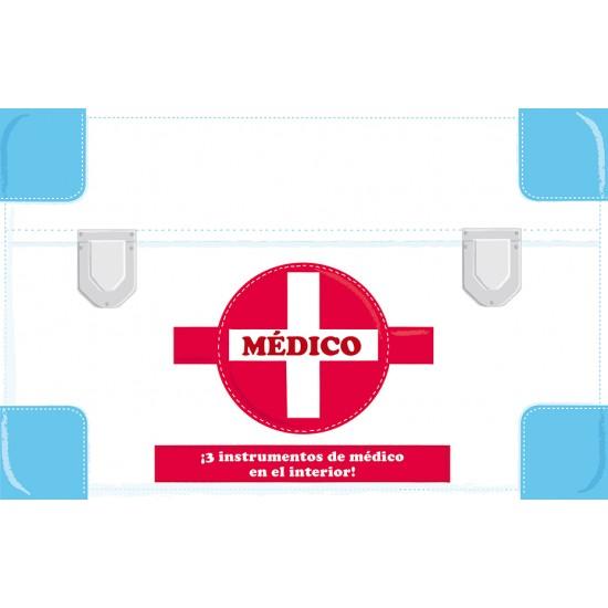 Médico de urgencia - Maletín