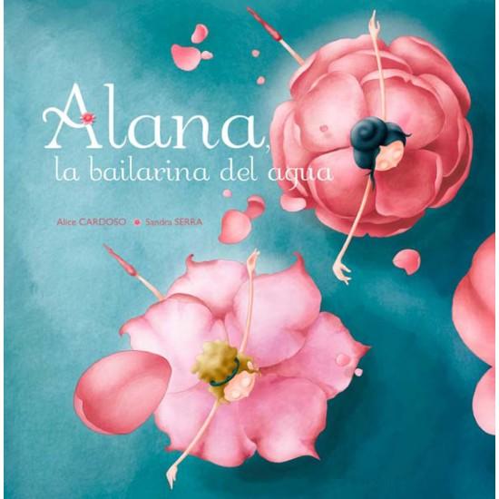 Alana, la bailarina del agua