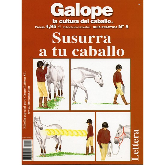 Susurra a tu caballo