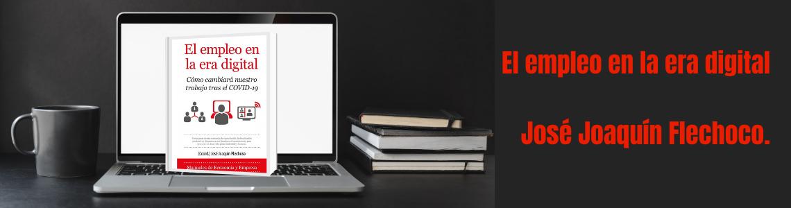 view Libros de actualidad: El empleo en la era digital